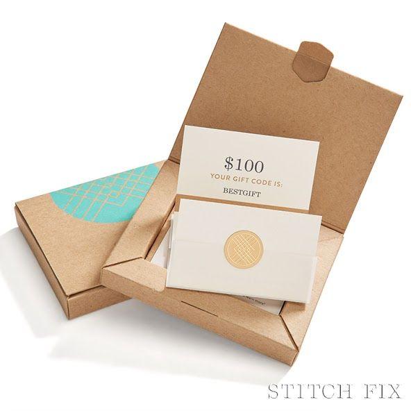 Stitch Fix Gift Card #Stitchfix