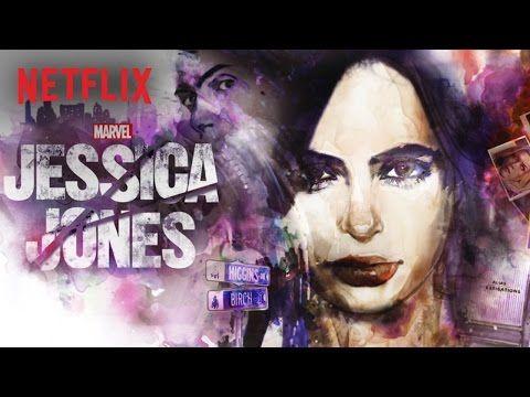 Veja os novos Cartazes de MARVEL'S JESSICA JONES (ATUALIZADO) | SCI FI do Brasil – O Portal da Ficção Científica em Português