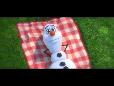 """Frozen """"Summer Song"""""""