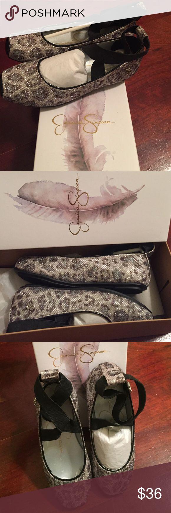 🎉NIB Jessica Simpson Madison Silver NIB Jessica Simpson Madison Silver JS 2073. . These shoes  have been reduced to Rock Bottom Price, no further discounts. Jessica Simpson Shoes Slippers