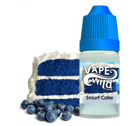 A smurfing good blend of our amazing cheesecake and wild (that's VapeWild !!!) blueberries will have you blowing blue clouds in a whimsical fantasy land.