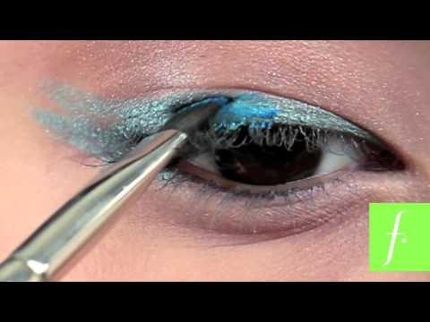 Eyeliner Azul Neón - Quick Tip 100% Actitud
