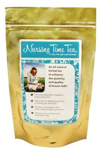 Nursing Time Tea - wish I knew about this when I first had my baby!