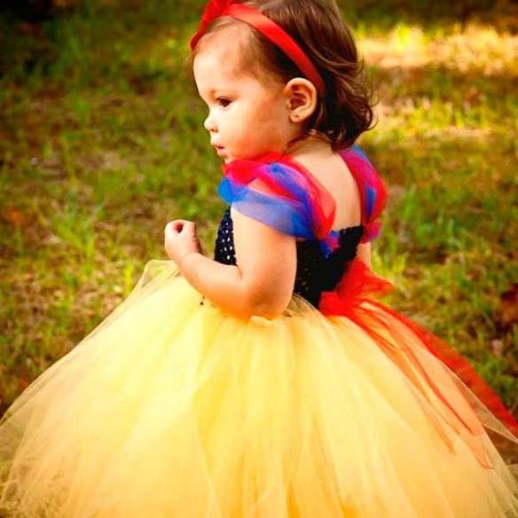 Disfraces de Princesas Disney con Faldas de Tul Y antes de enseñaros, no quiero que os perdáis este sorteo que tengo en mi blog personal y que espero que os guste a las fans de Disney.  Las f…