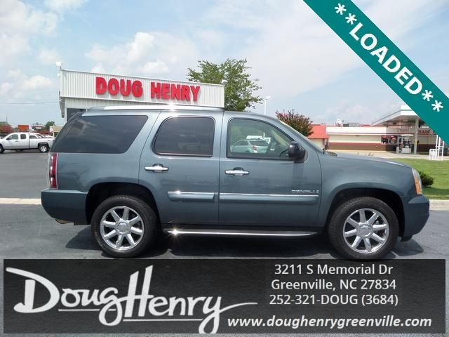 2008 GMC Yukon Denali with 132k miles for only $20,000!!