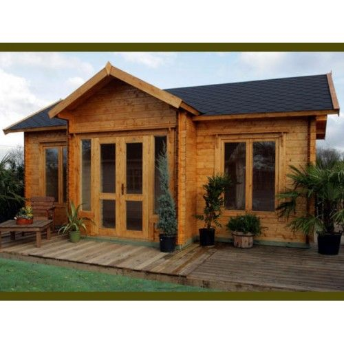 17 Best Ideas About Small Log Cabin Kits On Pinterest