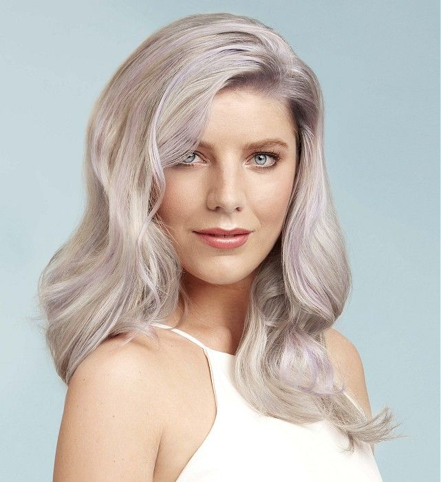 Long Grey Hairstyles Amazing Karine Jackson Long Grey Hairstyles  Uk Hairstyles  Pinterest