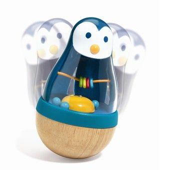 Djeco tumling, pingvin