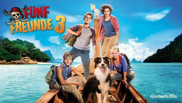 Funf Freunde 3 (Famous Five)