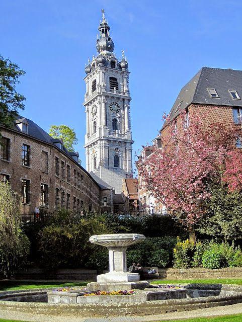 Belfry of Mons (Mons - Belgium)