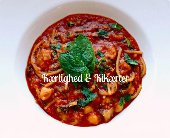 Harira - marrokansk suppe