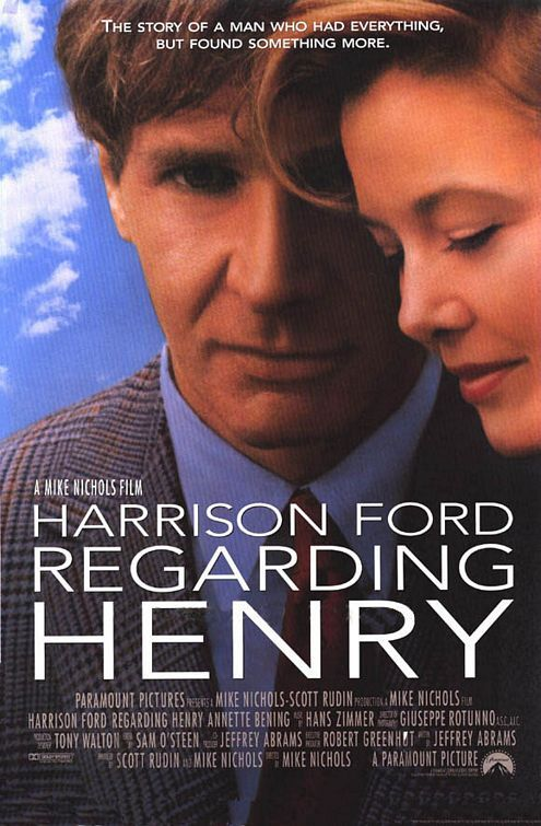 Regarding Henry.  A really powerful story!