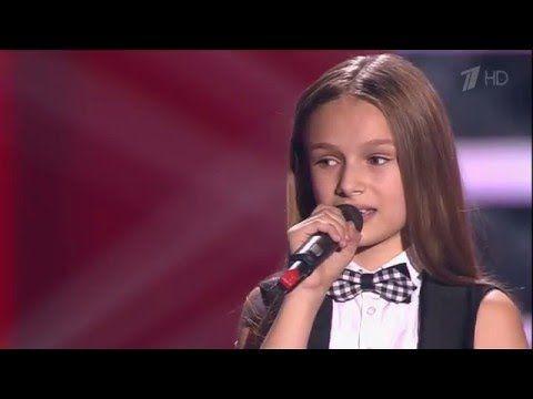 Ева Тимуш - Je T'aime [Голос Дети-3 2016] - YouTube