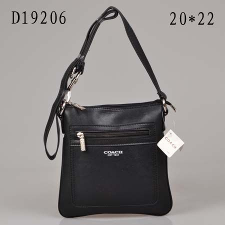 2013 New Arrival Coach Dark Handbag19206 black - $39.03 : Coach Outlet,Free Shipping On Online Store
