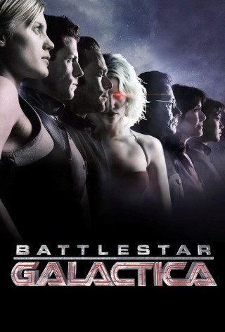 Battlestar Galactica - Still have to watch it, but can't find the time, I bet it's a really great serie.