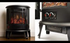 Amazing Portable Electric Fireplace Heater Inspirations