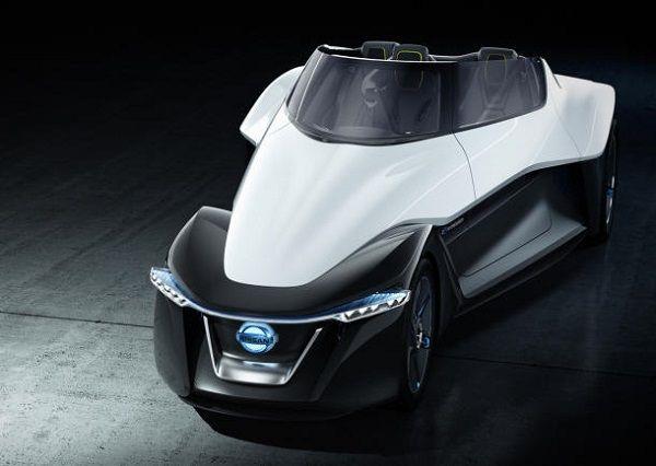 """تنتظر شركة نيسان اليابانية لتصنيع السيارات معرض طوكيو للمركبات """"Tokyo Motor Show"""" القادم حيث ستقوم بعرض فكرة سيارتها المثيرة """"BladeGlider"""" التي تبدو في الوهلة الأولى كأنها درب من وحي خيال أحد مخرجي أفلام الخيال العلمي."""
