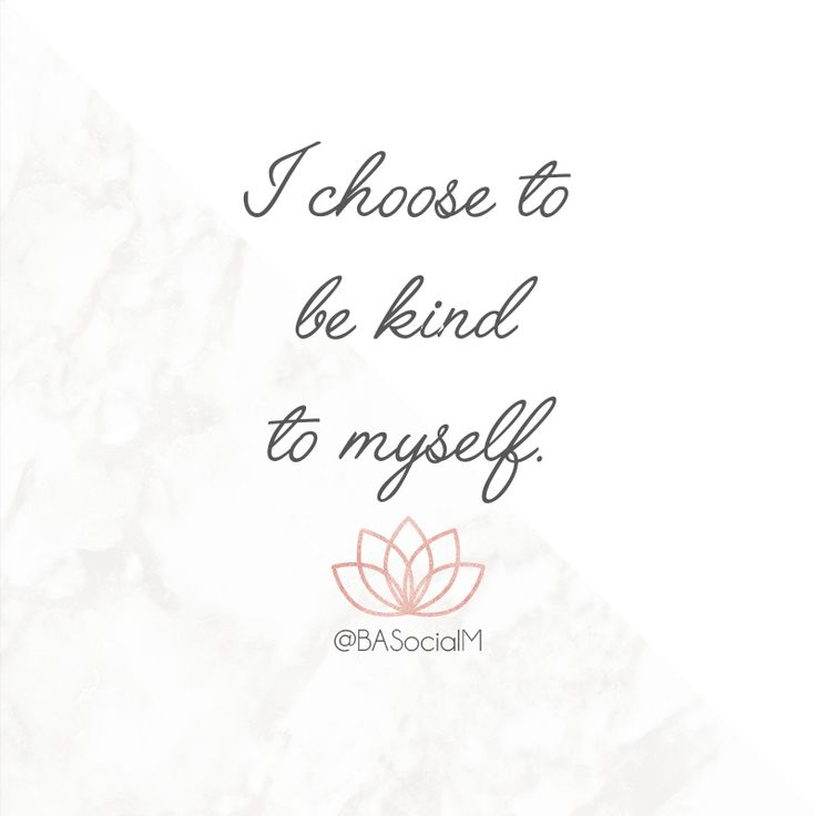 I choose to embrace my positive traits and focus less on my flaws and weaknesses. I show kindness and love to others, but it's time to show it to myself too! This is my latest affirmation. #BASocialM #affirmation #quote #inspirationalquotes #selflove #kindness