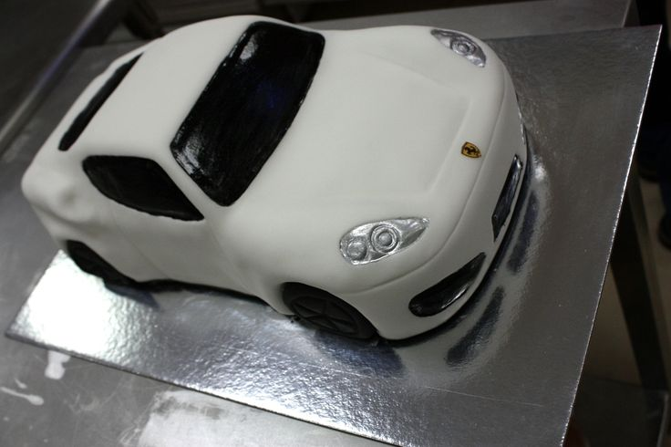 how to make a car birthday cake