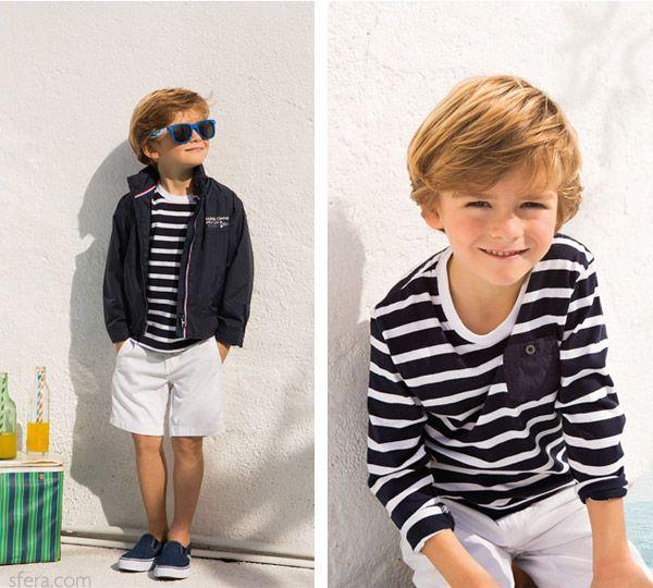 Sfera Kids, moda infantil verano 2014                                                                                                                                                     Más