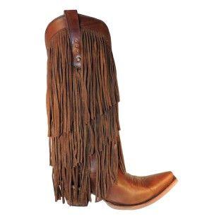 25 best images about Fringe Boots on Pinterest | Tassels, Double d ...