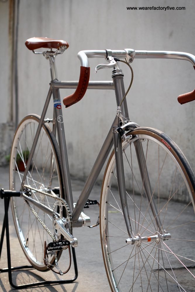 bike Beautiful fixed gear no info on the make na