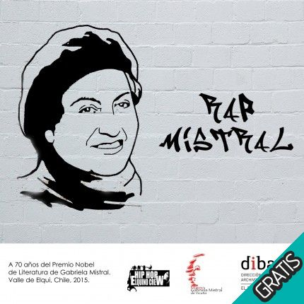 VARIOUS ARTISTS - Gabriela Mistral Museum - Rap Mistral