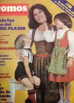 """NOTICIAS Y EFEMERIDES MUSICALES Y DEL CINE: LYDA ZAMORA, UN 23 DE MARZO, NACE """"LA LUMINOSA"""" DE..."""