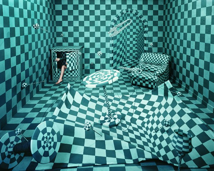 Artist Turns Her Small Studio Room Into Surreal Dreamscapes Without Using Photoshop | Bored Panda