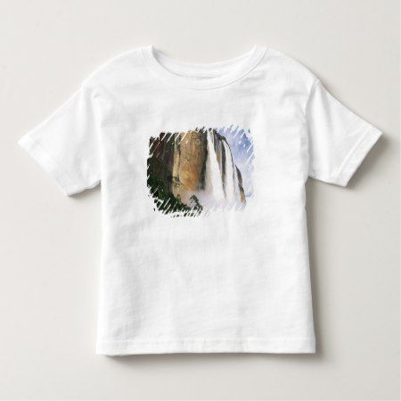 Angel Falls, Venezuela. Toddler T-shirt - tap, personalize, buy right now!