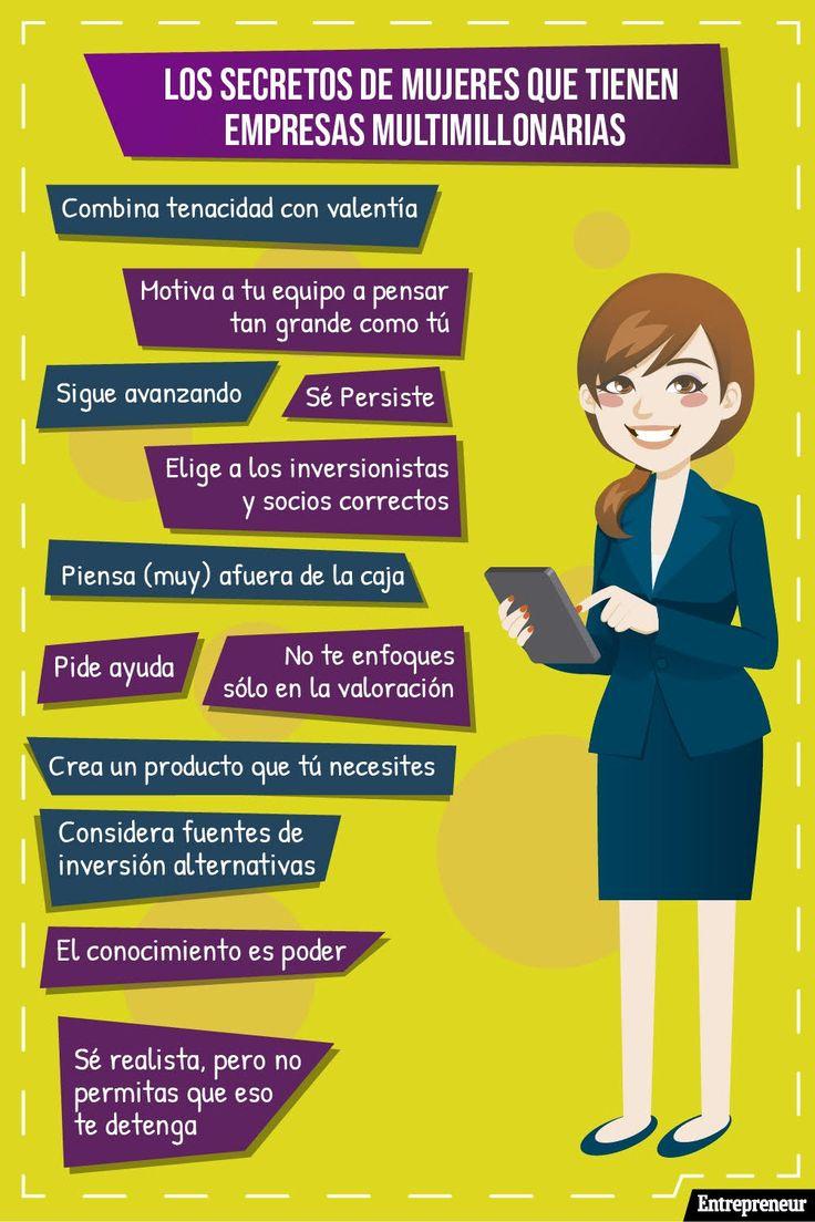 Porque todas podemos tener una empresa multimillonaria  #entrepreneur #emprendedoras #infographic #ideas #inspiration #motivation #work Girl Power, Lifestyle, Memes, Ideas, Frases, Keep Moving Forward, The Secret, Grow Taller, Meme