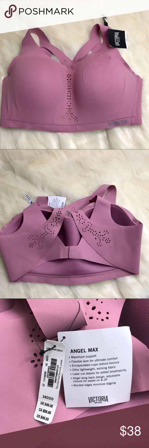 NEW! Victoria's Secret Sports Bra 38DDD NWT Sports bra