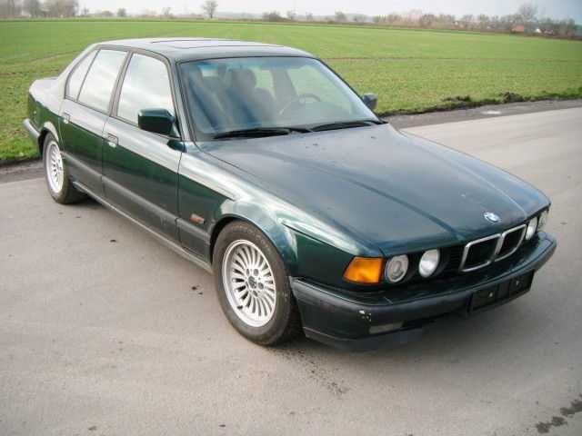 BMW 730 I V8 218PS/160KW EZ 8/93 Ledersitze - Basterfahrzeug