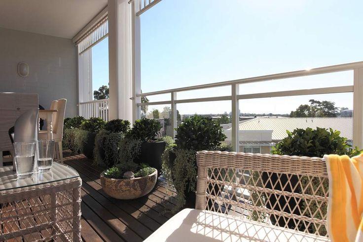 Inner West Balcony Garden - Sydney