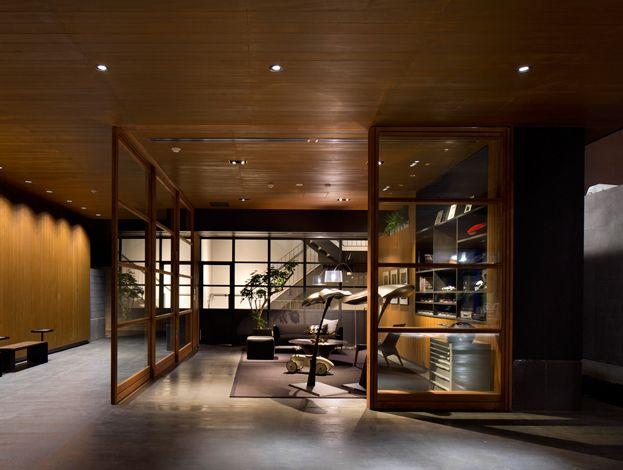 Mazda Showroom in MEGURO HIMONYA