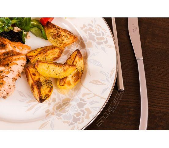 Porcelana Villa Italia Linda - Zestaw obiadowy dla 12 osób. pomysł na prezent, ślub, wesele, prezenty ślubne, ślubny prezent, prezent na ślub, prezent z okazji ślubu, prezenty, wyjątkowy prezent, porcelana, elegancki prezent