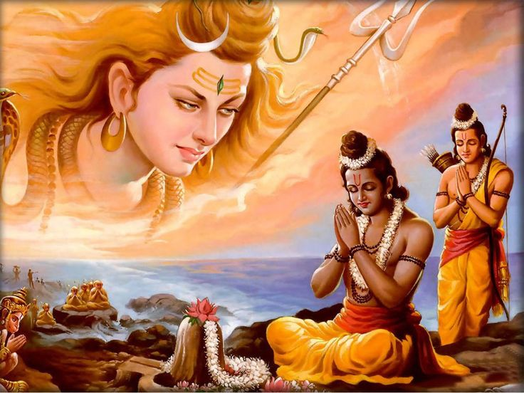 Lord Rama Wallpaper for Desktop Download