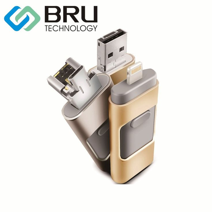 ==> [Free Shipping] Buy Best 128GB OTG USB Flash Drive for iPhone 5/5s/5c/6/6 Plus/ipad Pen Drive OEM Gift Memory Disk Custom Laser-Engraved and Print Logo Online with LOWEST Price | 32671186424