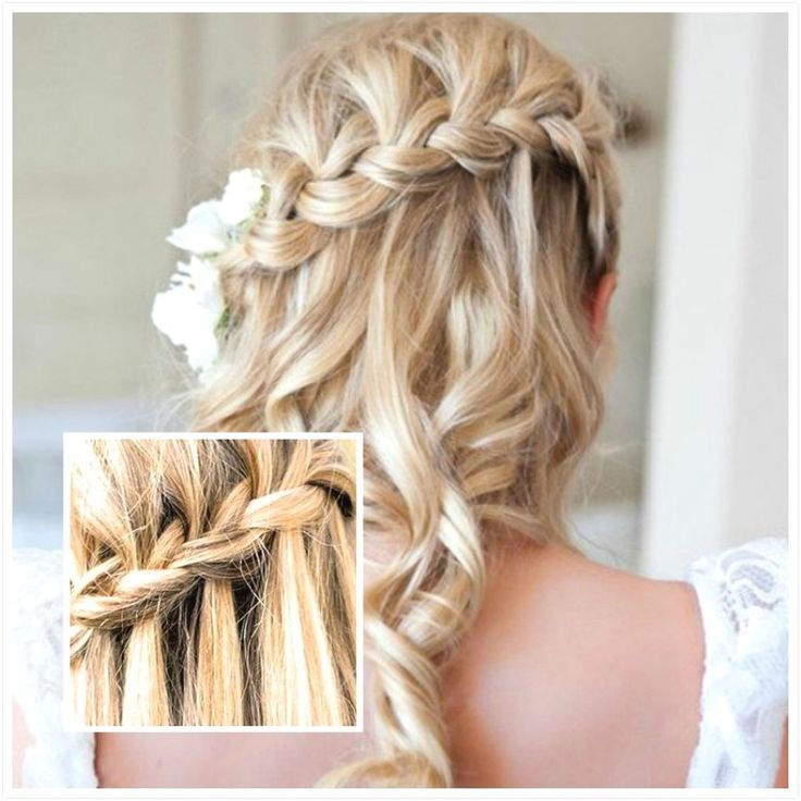 With attractive dress and likewise prom hairstyle for very long hair, the prom are going to be trutfully tough to fail to remember. Description from longhairstylepins.net. I searched for this on bing.com/images