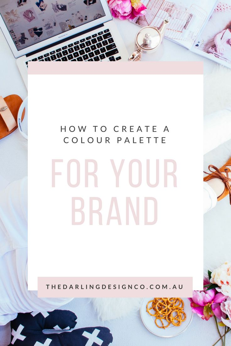 Creating a killer colour palette for your brand is a cinch with this simple tool...