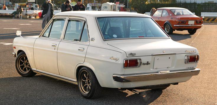 1970's Datsun 1200 Sedan