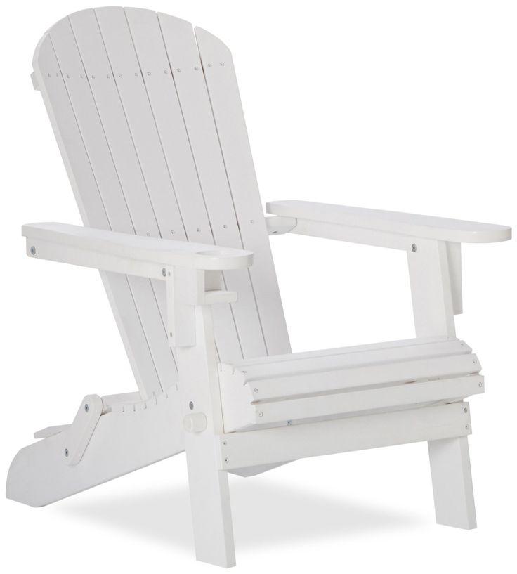 Strathwood Garden Furniture Basics Adirondack Chair