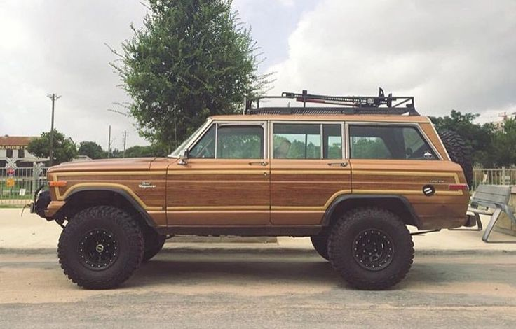 Jeep Wagoneer                                                                                                                                                                                 More