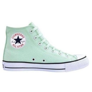Mint green converse, atitudesustentavel.com | fashion ...
