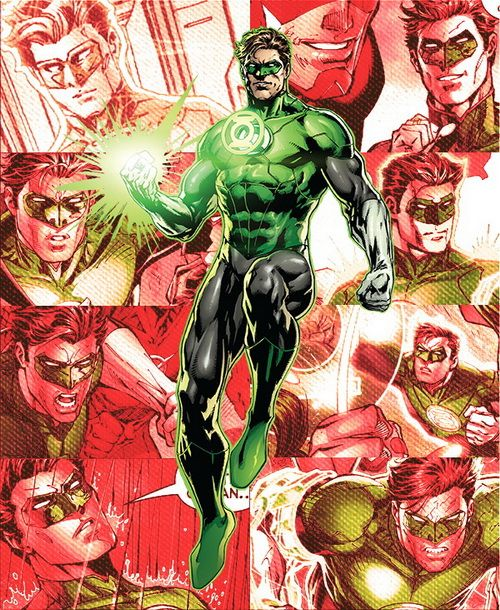 New 52 Green Lantern