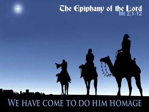 epiphany of the lord - Google Search