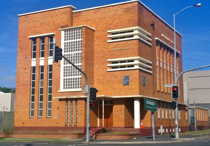 SEQEB building Woolloongabba. Cnr of Vulture Street and Wellington Road , just steps from the GABBA cricket ground.