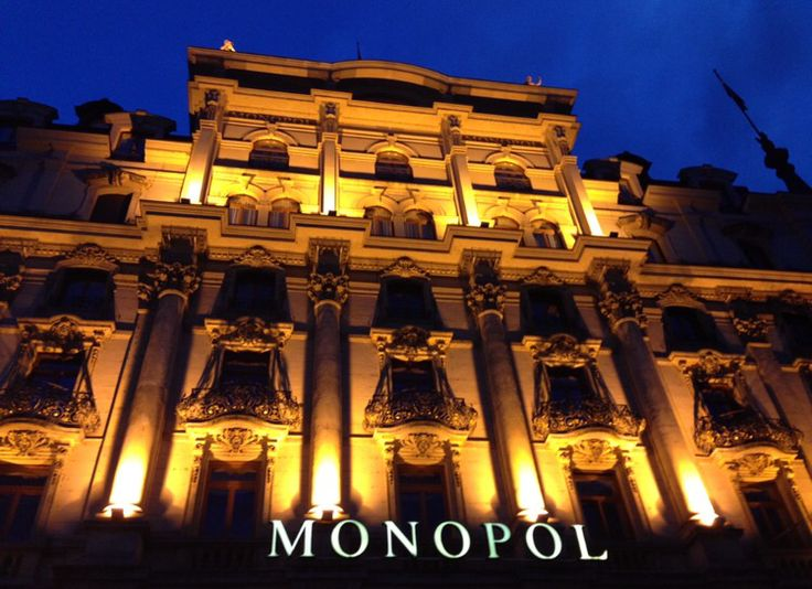 Wunderschöne Fassade - Hotel MONOPOL Luzern www.monopolluzern.ch