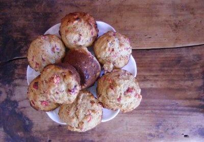 Cape Cod Cranberry Muffins