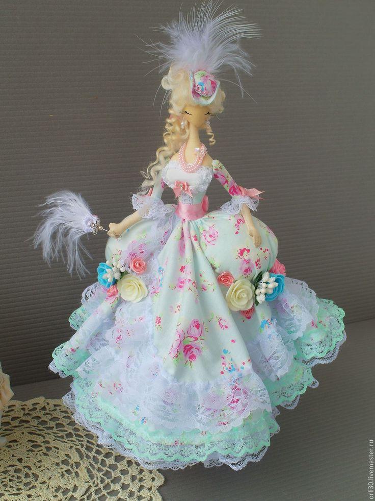 Купить Текстильная кукла. Тряпиенс. Алевтина - тряпиенса, тряпиенс, корейские тряпиенс, текстильная кукла, кукла